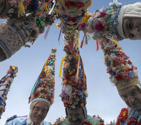 Carnevale in Val di Fiemme