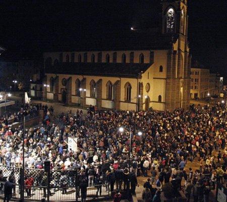 I fuochi di San Martino